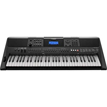 Yamaha PSR-E453 61-Key Portable Keyboard