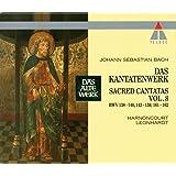 Bach: Sacred Cantatas, Vol 8 (BWV 138-140, 143-159, 161-162) / Harnoncourt