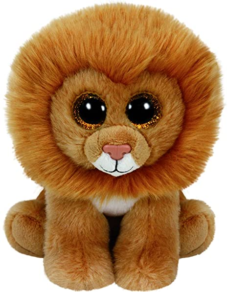 TY Beanie Babies Louie the Lion - 16""