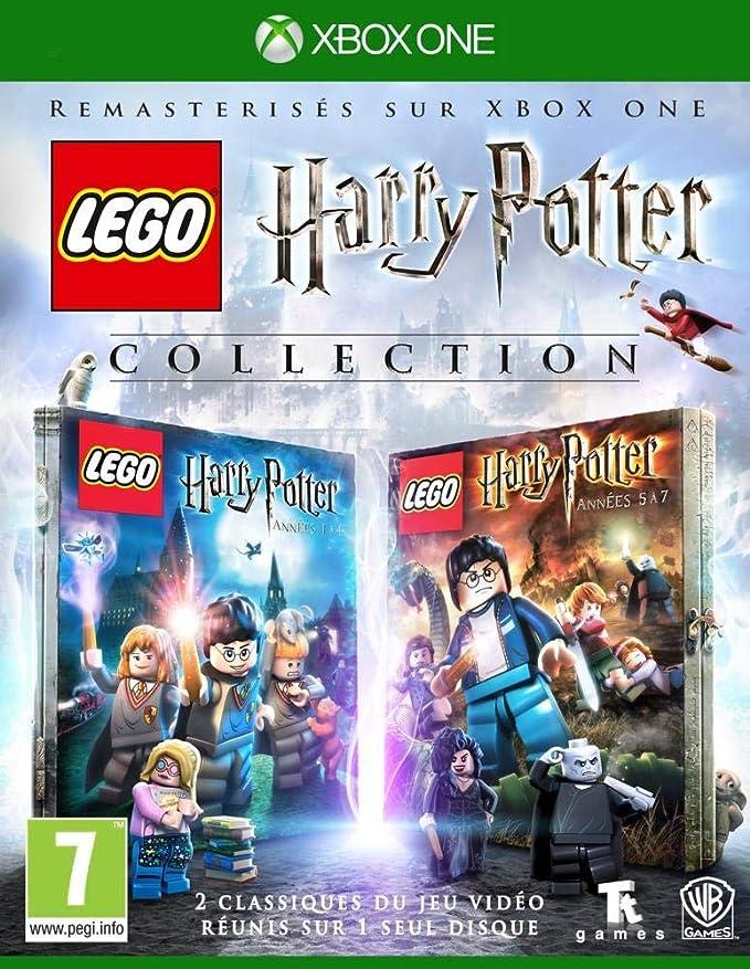 Lego Harry Potter Collection - Xbox One [Importación francesa ...