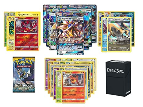 Pokemon Custom Booster Pack Garunteed Gx Or Secret Rare For Every Pack
