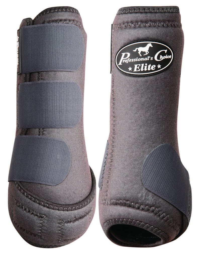 Professional's Choice VenTECH SMB Boots Rear Medium