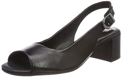 GERRY WEBER Shoes Damen Lotta 12 Slingback Pumps, Schwarz (Schwarz), 36 EU