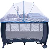 Evenflo Sweet Dreams LX Color Azul, Cuna de Viaje MEX