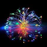 Dripping Colors Multi Color Led String Lights,Usb, 5M 50 Leds,(Multi Color)