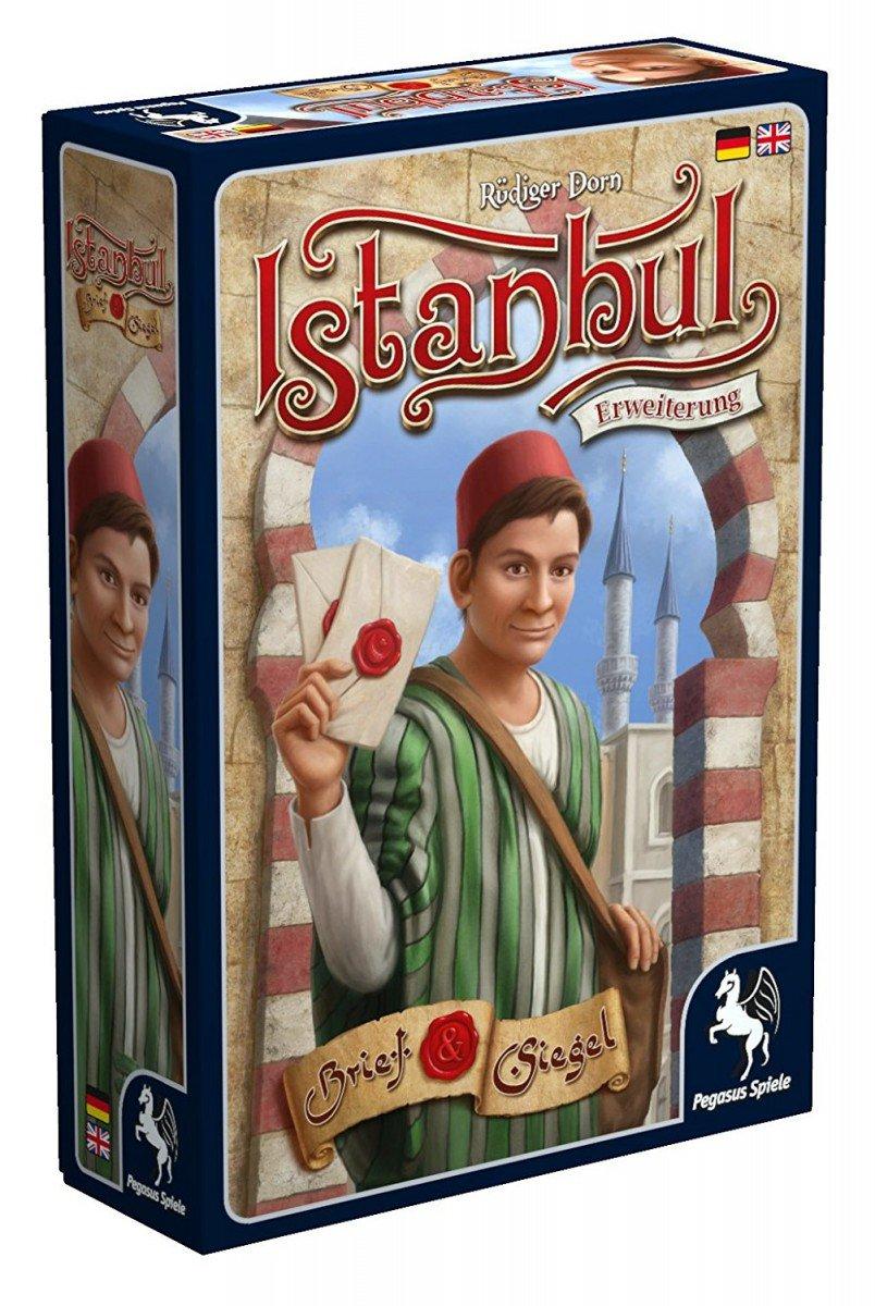 Istanbul - Brief und Siegel