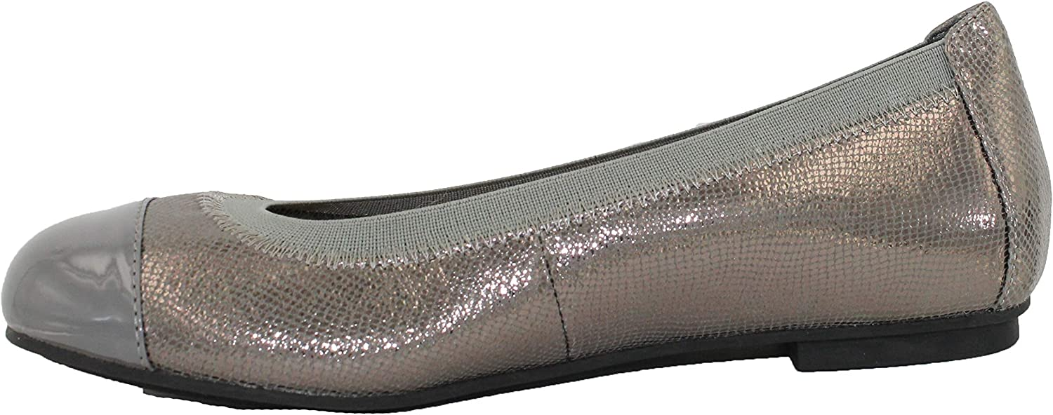Vionic with Orthaheel Technology Womens Allora Ballet Flat