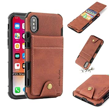 FERZA Home Estuches para Celular para iPhone XS MAX, Funda ...