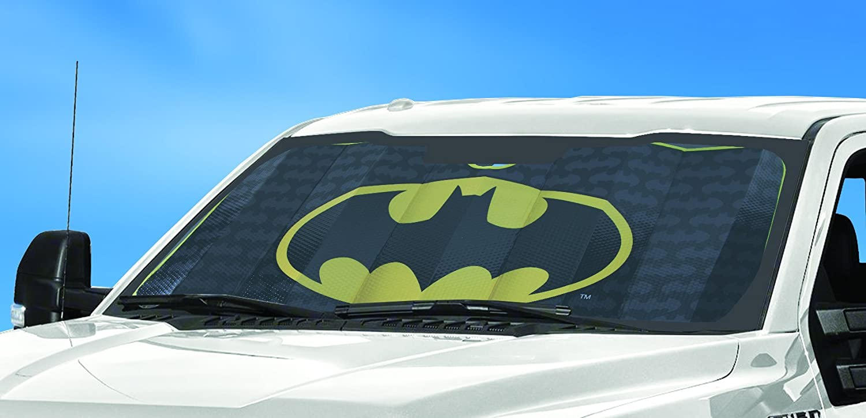 Warner Bros 003713R01/Parasol con Burbujas Tipo Acorde/ón con dise/ño de Batman