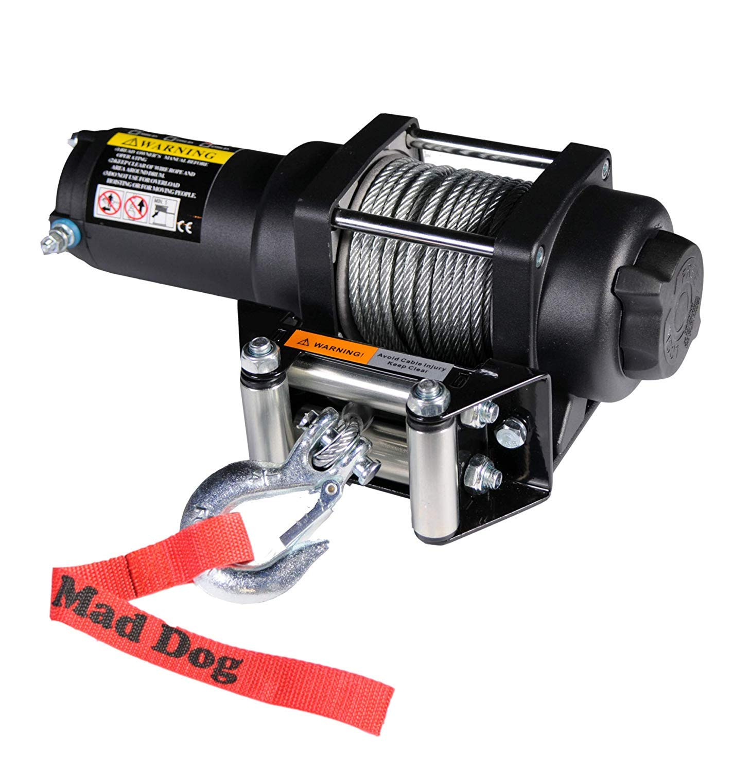 Mad Dog 2500# Winch Mount Combo Polaris 2009-2018 Sportsman 850 XP / 850 Touring / 850 Highlifter / 1000 XP / 1000 Touring Mad Dog Products