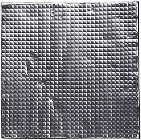 Reuvv Impresora 3D Parte climatizada Cama Aislante térmico algodón Aislamiento de Calor Alfombrilla para Calefactor de Aluminio Pad PCB, 400 * 400 * 10MM: Amazon.es: Hogar