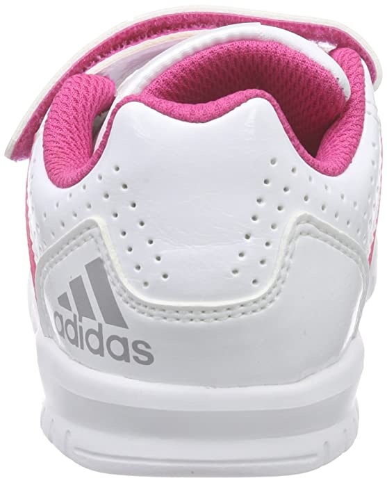 Adidas Lk Formateur 7 Cf I, Chaussures Unisexe Nouveau-né, Blanc (ftwbla / Negbas / Rojsol), 26 Eu
