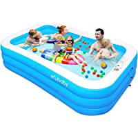 Deals on Efubaby Inflatable Swimming Pool