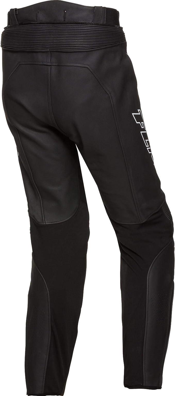 Herren Ganzj/ährig FLM Motorradhose Touren Leder-//Textilhose 3.0 schwarz schwarz 50 Tourer