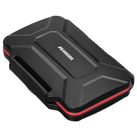 HAKUBA - Funda rígida para Tarjeta de Memoria SD12, Hoja microSD12 ...