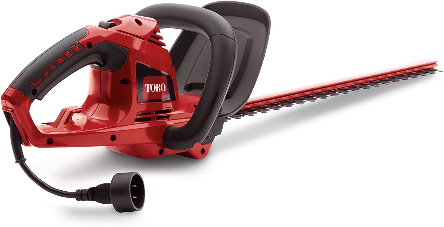 Toro Corded 22-Inch Hedge Trimmer