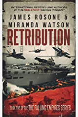 Retribution (The Falling Empires Series Book 5) Kindle Edition