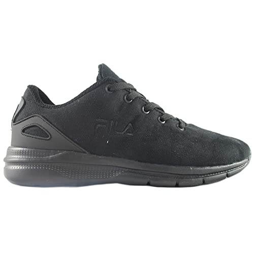 Fila - Fury Run 2 Suede Nero Sneaker Scarpe Uomo Donna Corsa Running  Fitness Sport - 37 8f9b3dabbe2