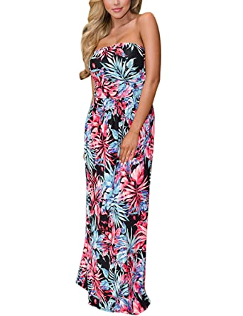 Maxi dress for women under five feet tall