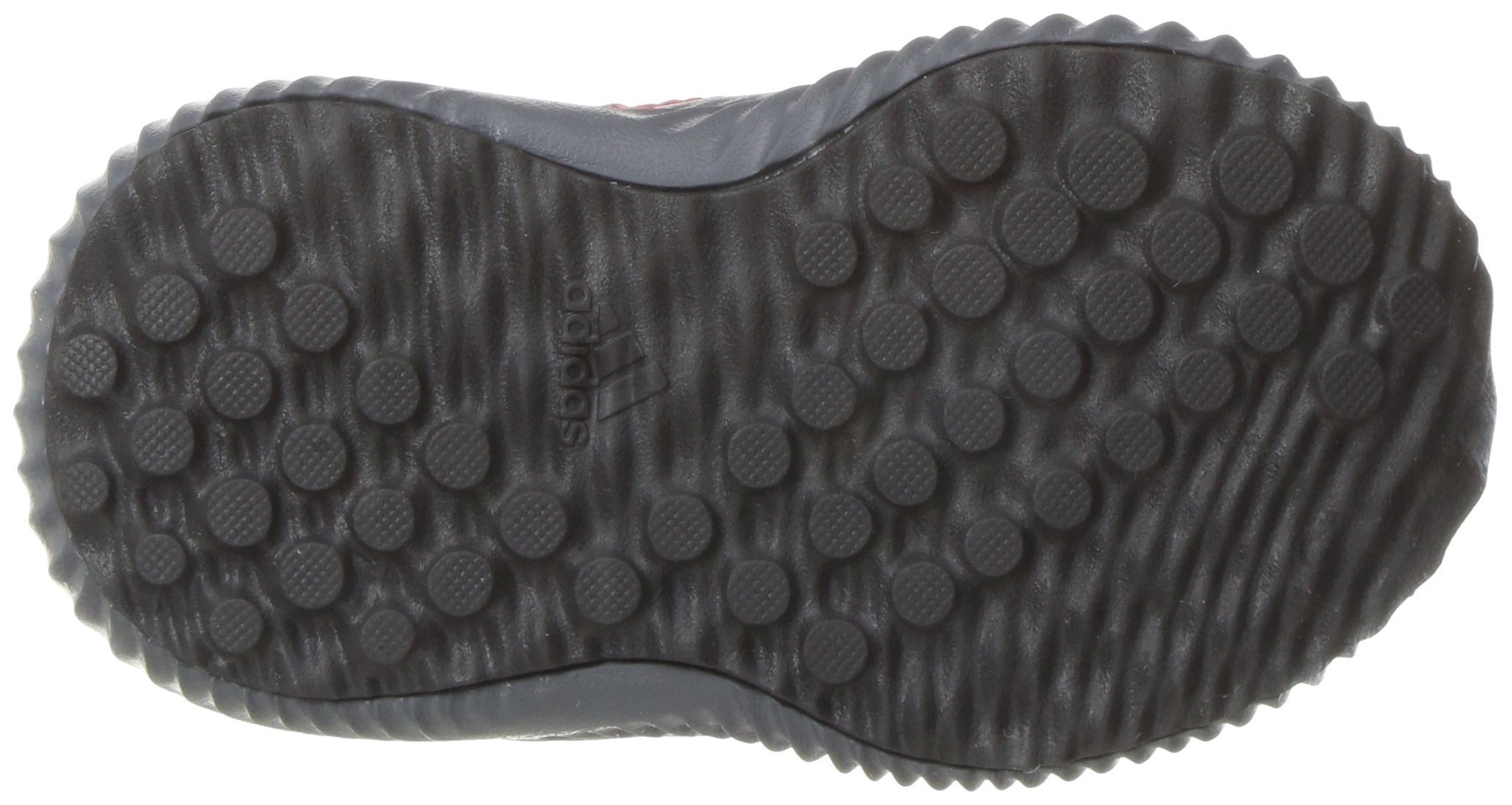 adidas Kids' Alphabounce Sneaker, Scarlet/Satellite/Black, 8 M US Toddler by adidas (Image #3)