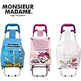 Chariot shopping enfant Monsieur , Madame