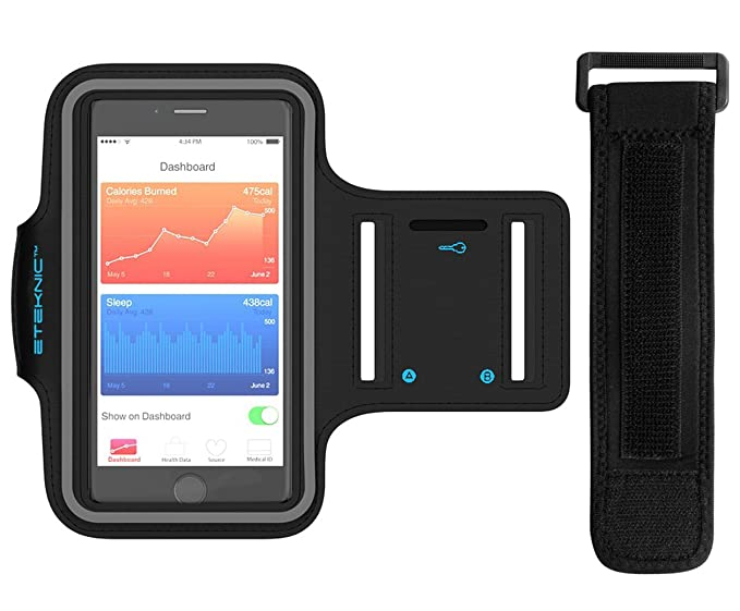Cellphones & Telecommunications Sports Running Exercise Gym Fitness Jogging Armband Elastic Anti Slip Phone Pouch Cycling Hiking Workout Side Pocket Holder Sales Of Quality Assurance