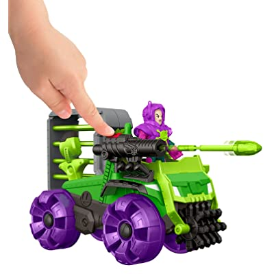 Fisher-Price Imaginext DC Super Friends, Lex Corp. Hauler: Toys & Games