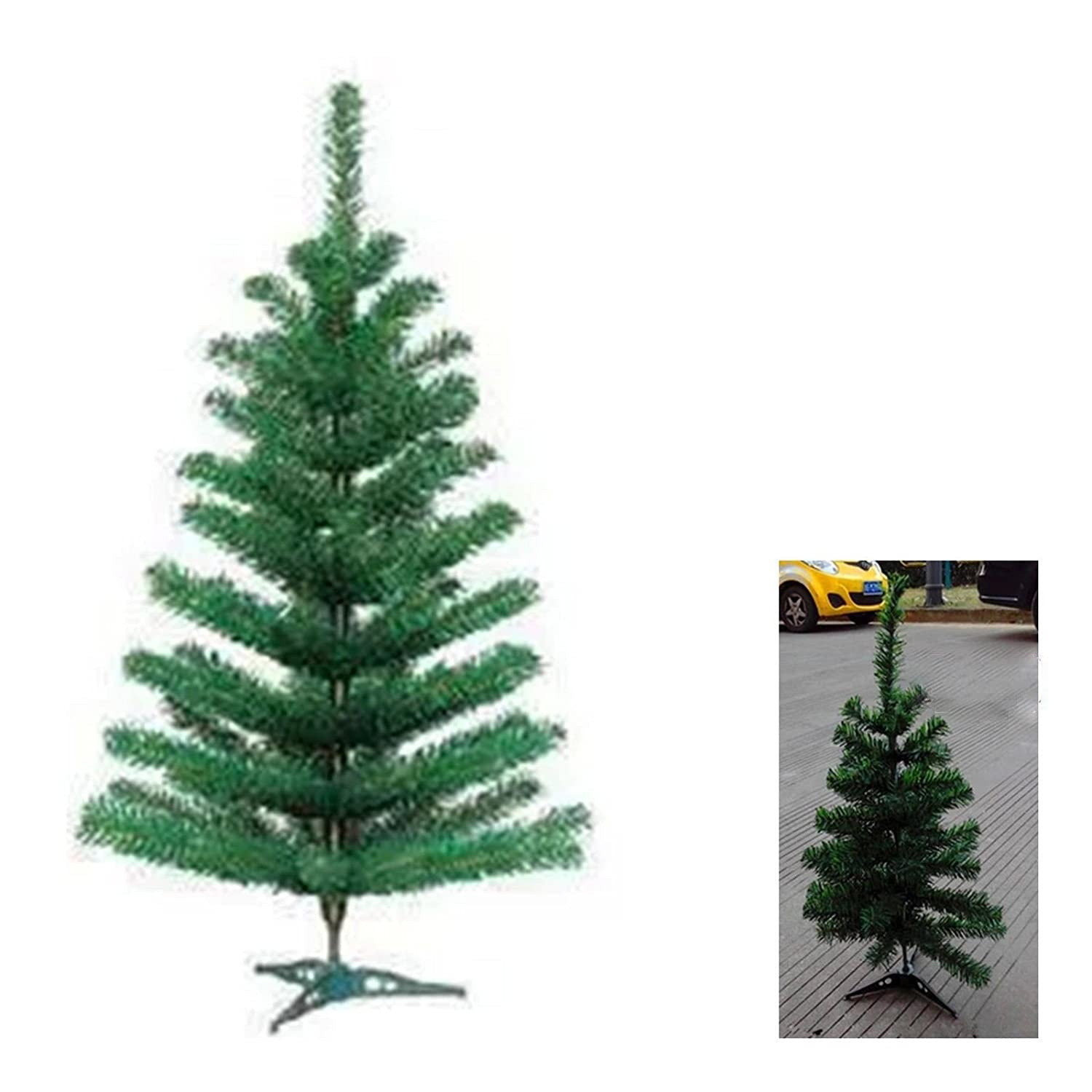 Ardisle 3ft 90cm Mixed Pine Artificial Christmas Tree Indoor Xmas Decoration Small