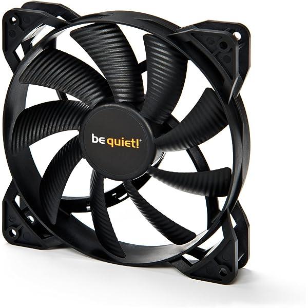 BE QUIET Pure Wings 2 Ventilador de refrigeración, 120 mm 1500 RPM ...