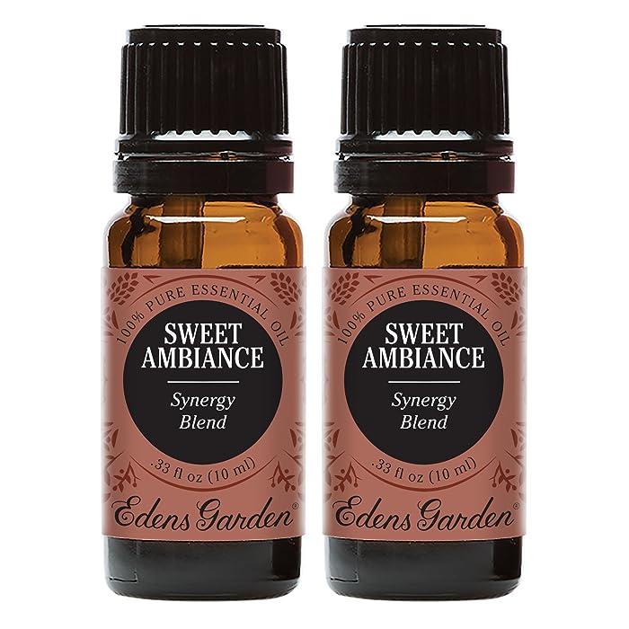 The Best Eden Garden 10Ml Sweet Ambiance Essential Oil