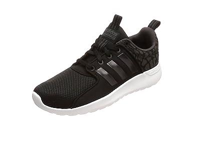 adidas Damen CF Lite Racer Laufschuhe, Schwarz (Core Black/Utility  Black/Trace