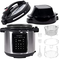 Deals on Thomson 9-in-1 Pressure Slow Cooker Air Fryer w/6.5 QT Capacity