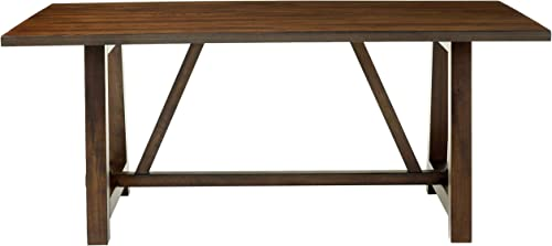 Alpine Furniture Arendal Trestle Dining Table