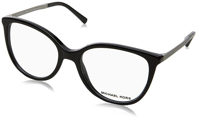 494459374b Eyeglasses Michael Kors MK 4034 3204 BLACK at Amazon Men s Clothing ...