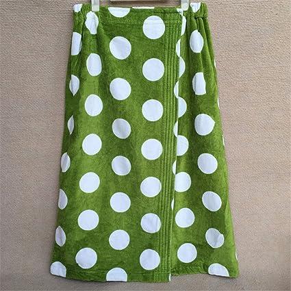 MIWANG Moderna y Elegante de algodón Puro de Barrido Velcro el Pecho, Vestimenta, Sello