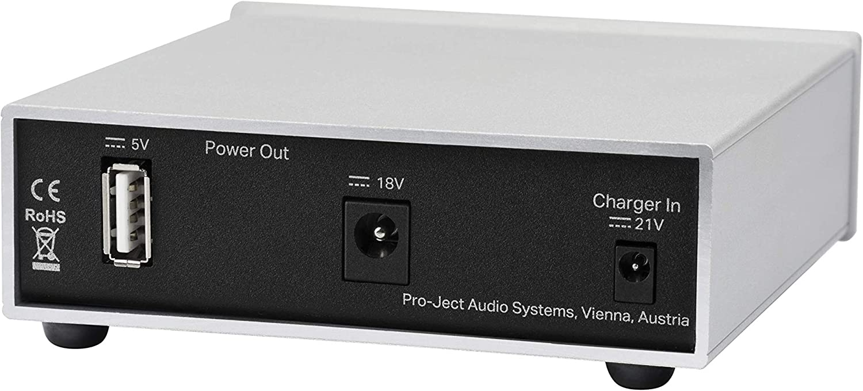 Pro-Ject Accu Box S2 Battery Power Supply Black