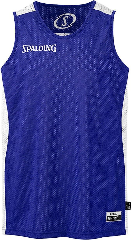 Spalding Essential Camiseta Reversible de Entrenamiento Hombre: Amazon.es: Ropa y accesorios