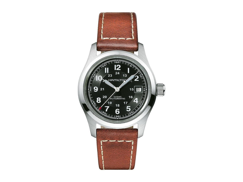 Hamilton腕時計カーキフィールドオートh70555533メンズ B01LPH9SIQ
