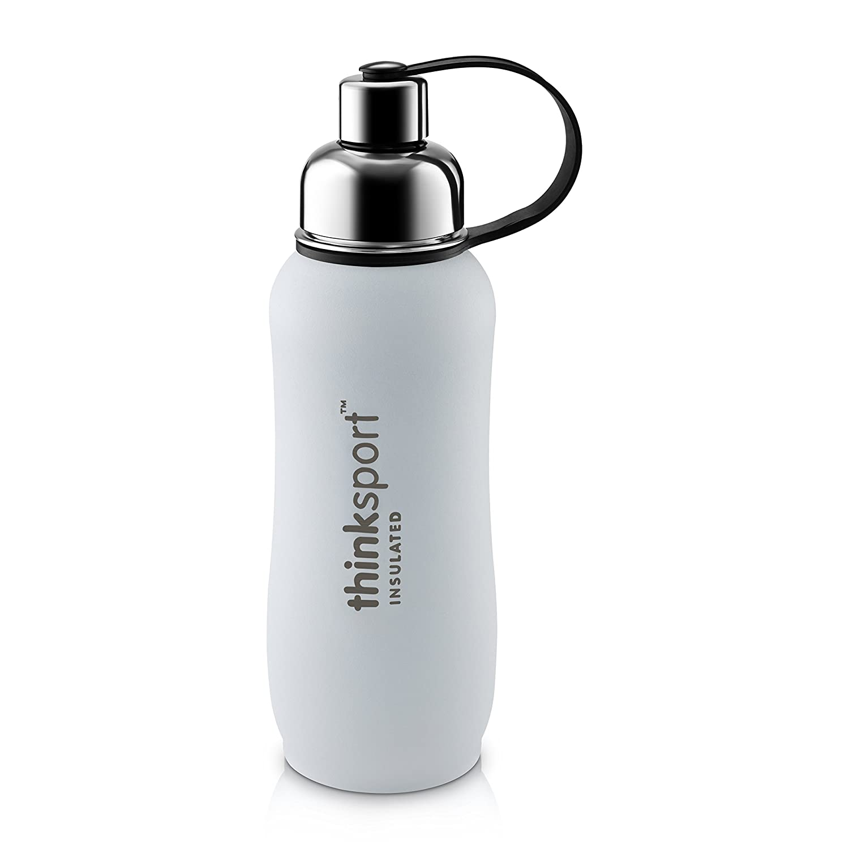 Amazon.com: thinksport aislado botella de acero inoxidable ...