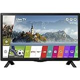 LG 28TK420S-PZ 720p HD Ready 28 inch Smart TV (2018 Model) - Black Glossy
