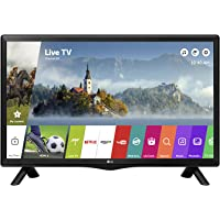 LG 28TK420S-PZ 720p HD Ready 28 inch Smart TV (2018 Model) - Black Glossy