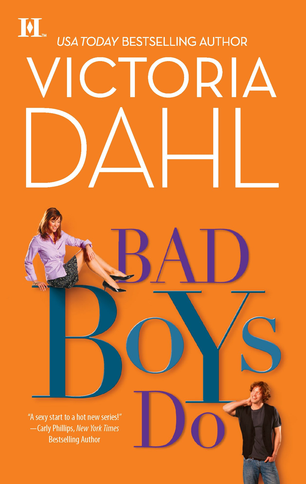 Bad Boys Do (The Donovan Family) ebook