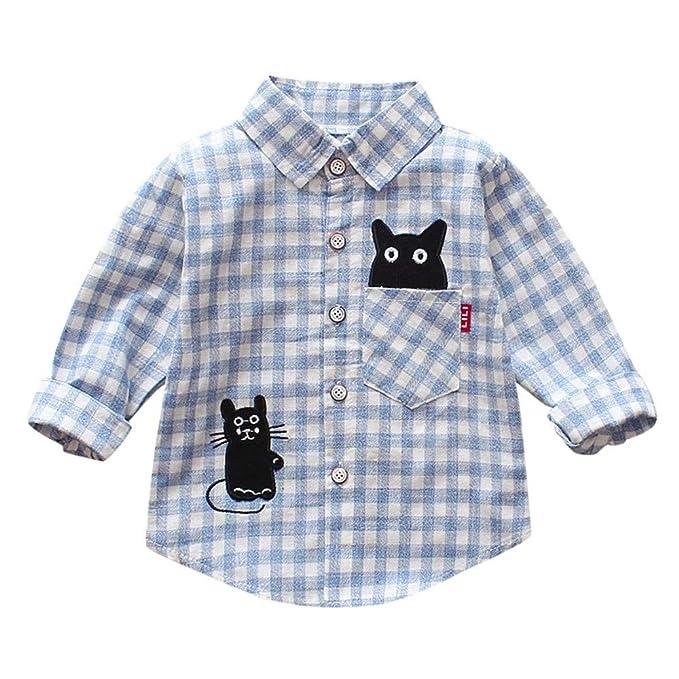 LANSKIRT Ropa para Recién Nacido Infantil bebé niñas Mono Estampado de  Flores de Manga Larga Casual ef436f2485e