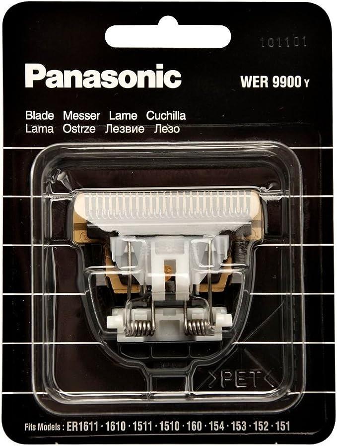 Panasonic WER9900 X-Taper Blade - Cuchilla para ER-1611, ER-1610 ...