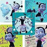 Disney Vampirina Stickers - Prizes And Giveaways - 100 Per Pack
