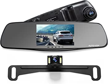 AUTO-VOX M3 Dual Lens 5