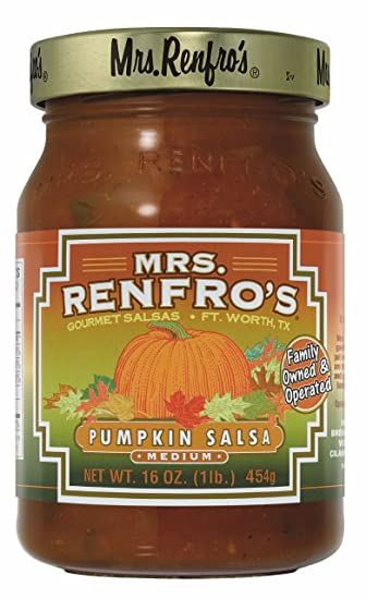 Mrs. Renfros Pumpkin Salsa