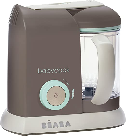 Béaba – Babycook Solo BS Enchufe licuadora: Amazon.es: Hogar