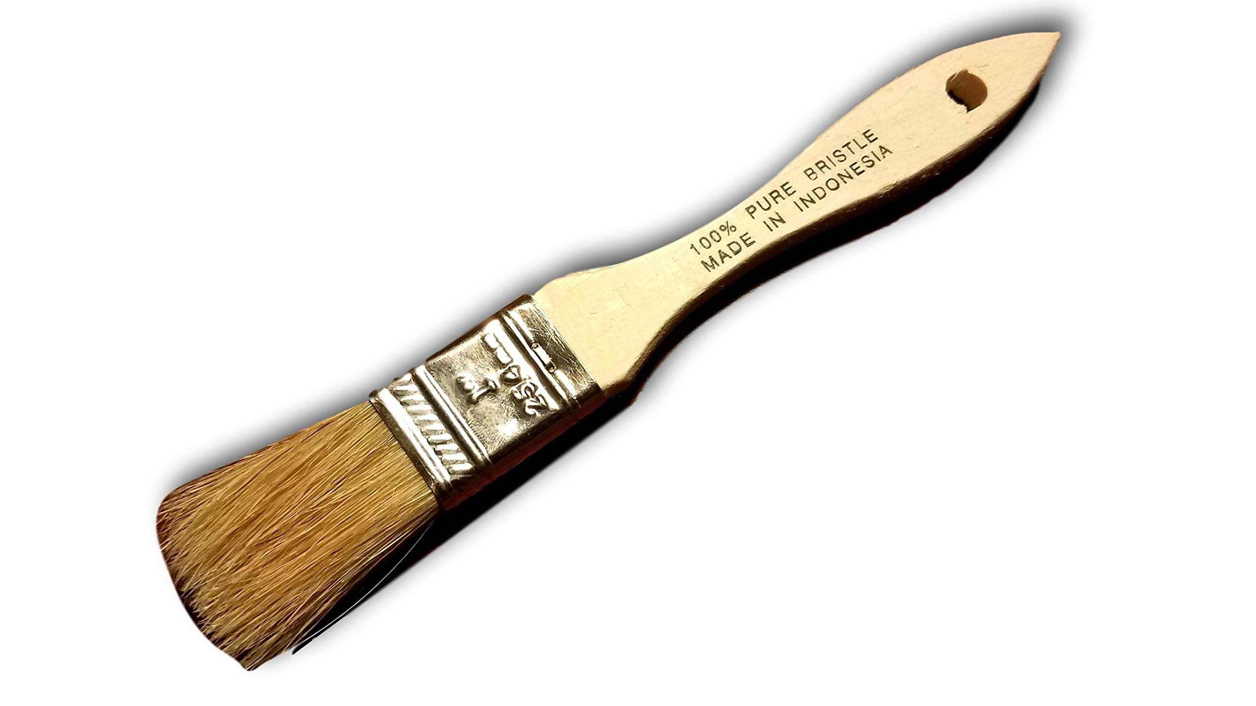 Chip Brushes Bulk 100 Pc of 1'' Brush Perfect for Adhesives Paint Touchups