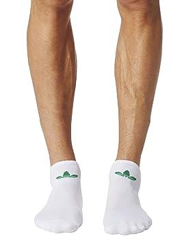 Adidas Tref Liner 1 PP Calcetines, Hombre, Blanco (Blanco/Maruni), 43/46: Amazon.es: Deportes y aire libre